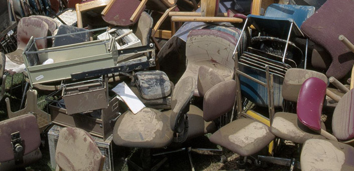 Professional Office Clearance Services In Bournemouth Dorset UK