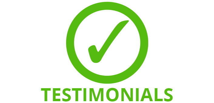 testimonials and reviews